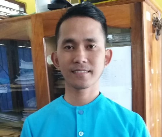 Muhamad Nasir Pariusamahu selaku Kabid Pelajar dan Mahasiswa KNPI Provinsi Maluku